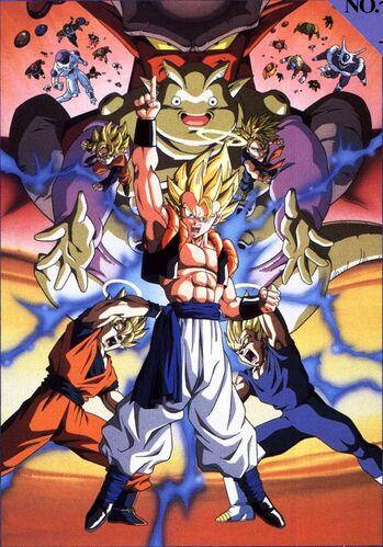 dragon ball z fusion reborn - Dragon Ball Z Image