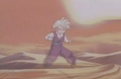 Gohan about to be attacked2