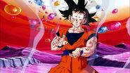 Goku asombrado con el poder de janemba