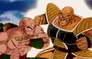 Nappa Outclasses Tien