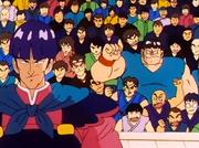 Sky Dragon pronto ad affrontare Son Goku