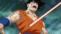 Sorbet hurts Goku