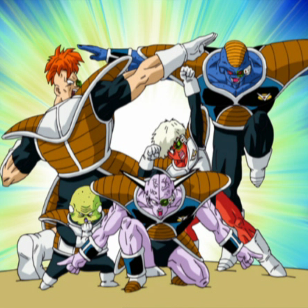 Avatar Ginyû Toku Sentai