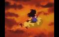 Goku tail fire1