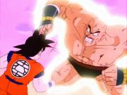 Nappa vs Goku