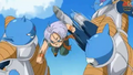 Trunks vs 3 abos 2