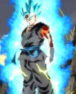 Vegetto Blue Super Dragon Ball Heroes