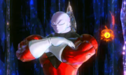 DBXV2 Jiren (Extra Pack 2 DLC) Power Impact - Farewell Pose (Super Skill)