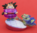 Giran MegaHouse Capsule Neo TenkaichiBudokai