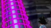 Goten and Dragon Ball is hidden