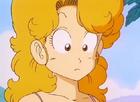 Midori wonders what's wrong with Goku