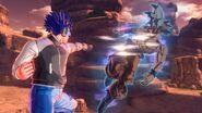 Patrullero vs Goku MNG 2