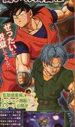 Prisión Planetaria Goku y Trunks