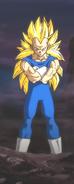 Vegeta SSJ3 en Dragon Ball Heroes HD