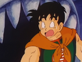 Yamcha horrified