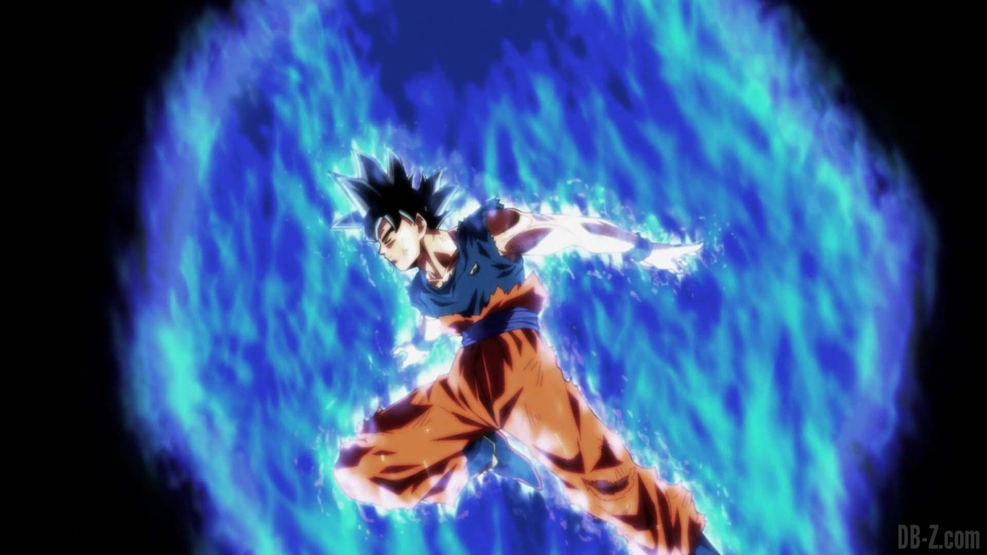 Image Dragon Ball Super Episode 129 00098 Goku Ultra Instinct Jpg
