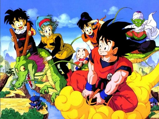 Dragon Ball Z | Dragon Ball Wiki | Fandom