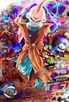 Pequeño Boo con Kibitoshin absorbido-Dragon Ball Heroes