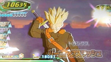 Trunks Xeno SS2 Dragon Ball Heroes