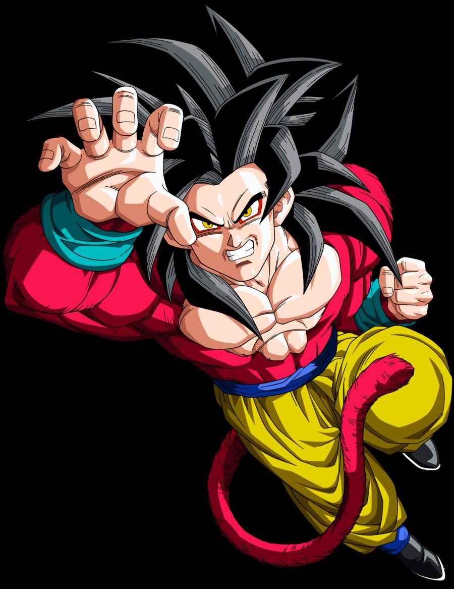Imagen  46204326169406616ssj4 png  Dragon Ball Wiki  FANDOM