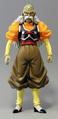 Banpresto SCultures Dr Gero figure front view without hat