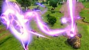 DBXV2 Future Warrior (Super Pack 4 DLC) Lightning of Absolution (Super Skill)