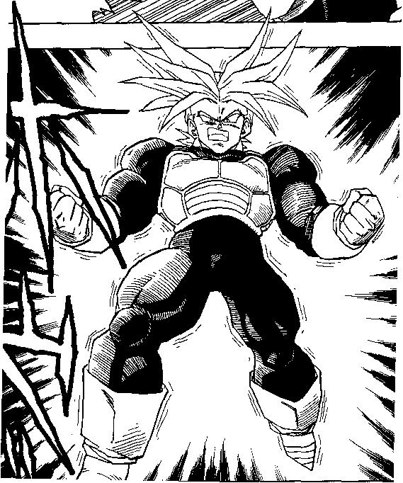 manga dbz