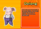 Of oolong