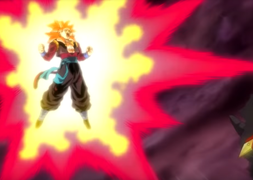 Super Saiyan 4 Kaio Ken Dragon Ball Wiki Fandom