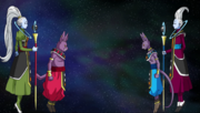 Beerus Encounters Champa