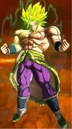 Broly Máximo Poder Legends