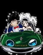 Chi-Chi y Goku boda artwork