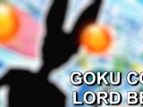 Goku contro Lord Beerus