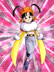 Dokkan Battle Cosmic Dawdler Pan (GT) (Honey) card
