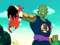 Piccolo vs Gokû round 2