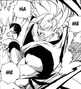 Son Goku SS JSS manga