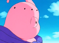 The Evil of Men - Majin Buu's head (back)