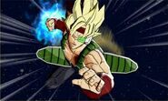 Bardock SS en Dragon Ball Heroes