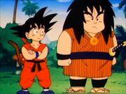 Goku e Yajirobei