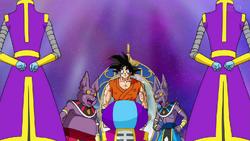 Goku e Zen'oh