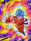SSGSS Kaioken Goku Next-Level Strike