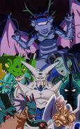Dragones Oscuros