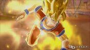 Goku ssj va a...