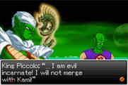 Piccolo vs King Piccolo - Fusión 2