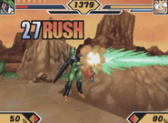 See Ya! en Supersonic Warriors 2