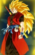 Son Goku Xeno - Super Saiyajin 3 (SDBH2)