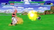 Trunks del Futuro vs. Super Boo Another Road 2