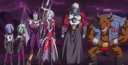 Dark Makai army (Dark Demon Realm Saga)