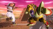 Dragon Ball Xenoverse GT Pack 1 Male Future Warrior Power Pole Super Skill (DLC)