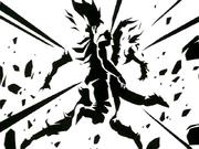 Fusion Vegeta y Goku